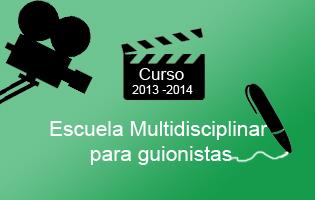 Escuela guion de madrid curso 2012-13